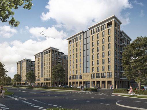 NICON VLOEREN: Appartementen Vondel Parck