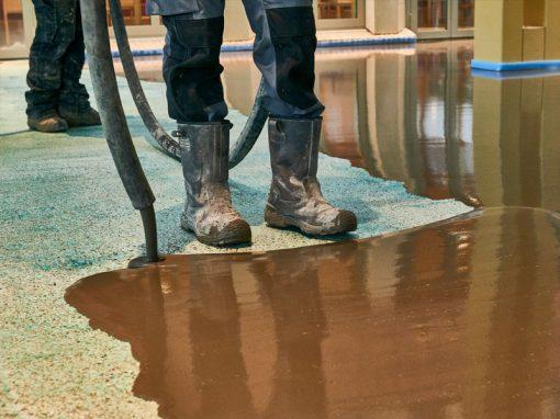 Omnicol Flooring BV: Als een vloer 'anders' en beter moet